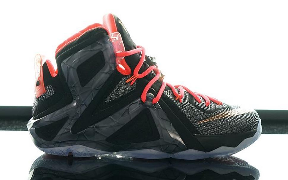 reputable site 00bda 7cf41 Nike Lebron 12 Elite Rose Gold Sneaker Available Now (Detailed Images)