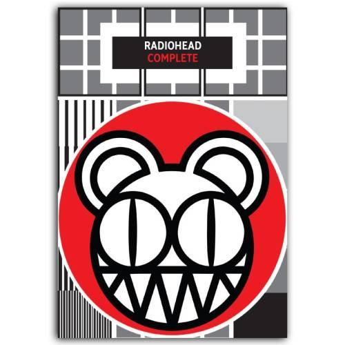 RADIOHEAD: Βιβλίο με όλα τα τραγούδια τους