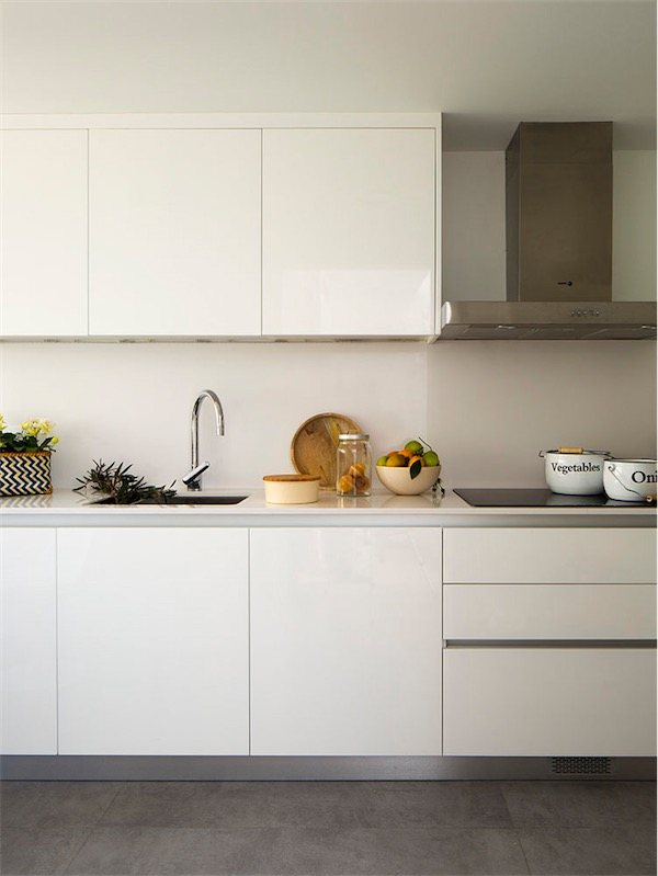 armarios de cocina hasta el techo chicanddeco