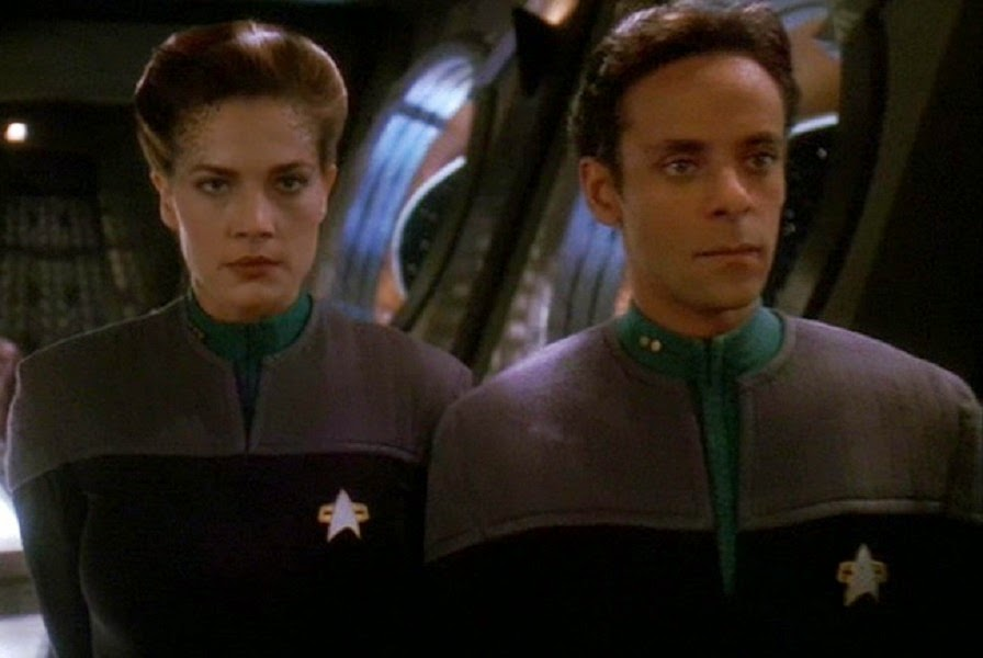 Star Trek DS9/NEM Duty Jumpsuit Analysis/Tutorial Exceptions and - dr bashir i presume
