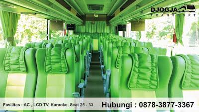 gambar bus wisata medium Jogja