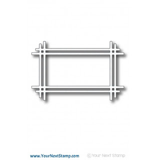 Rectangle Stick Frame Die