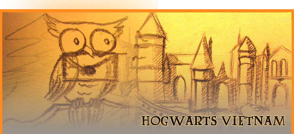 H?c Vi?n Ma Thu?t v� Ph�p Thu?t Hogwarts Vi?t Nam.