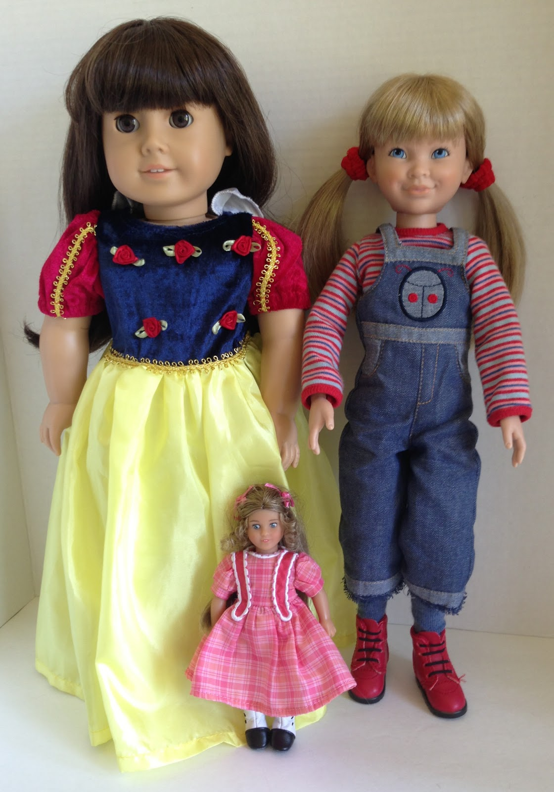 Once Upon A Doll Collection American Girl Hopscotch Hill