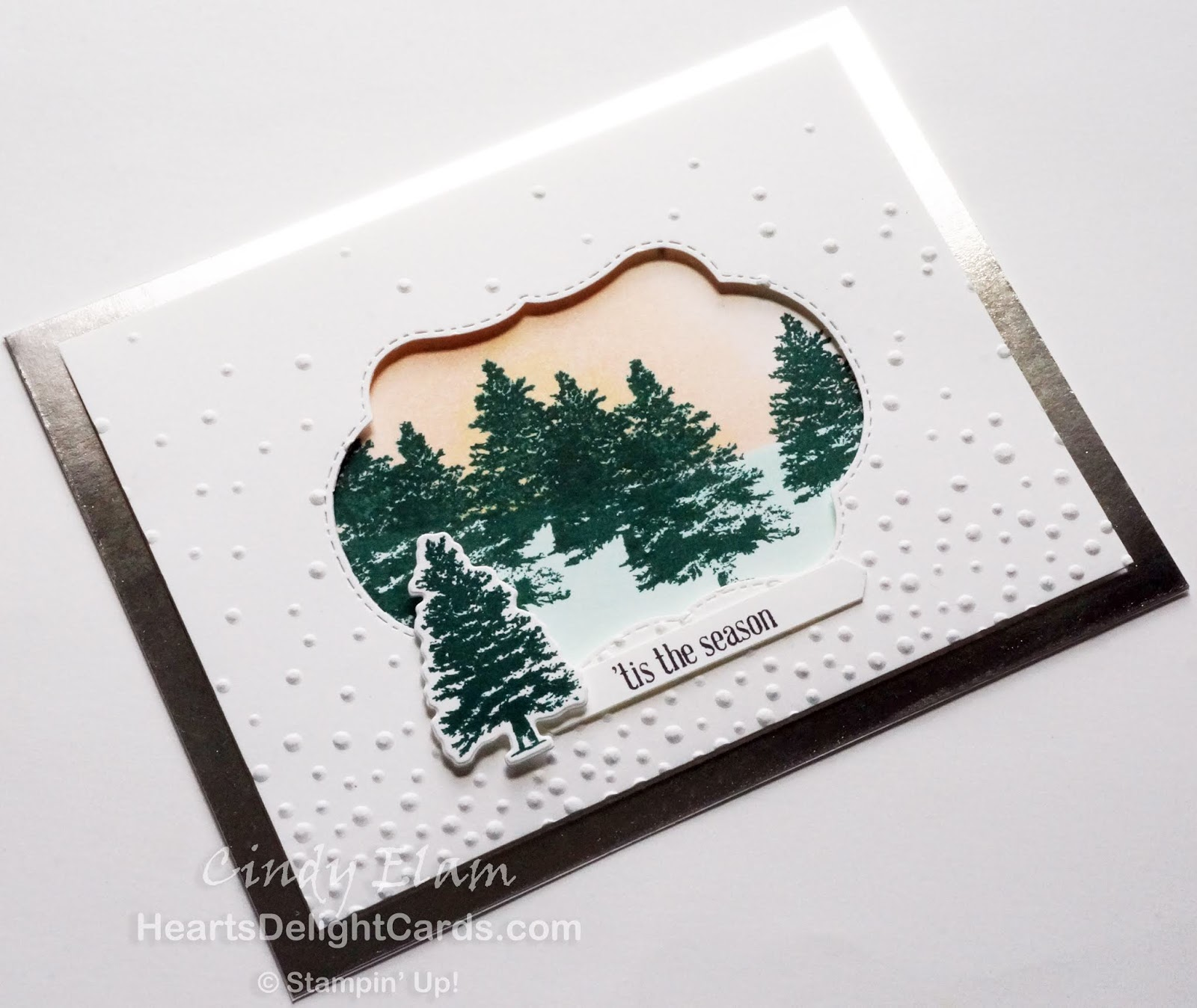 Heart\'s Delight Cards: Rooted In Nature Christmas