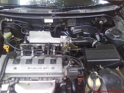 Spesifikasi Mesin Mobil Corolla