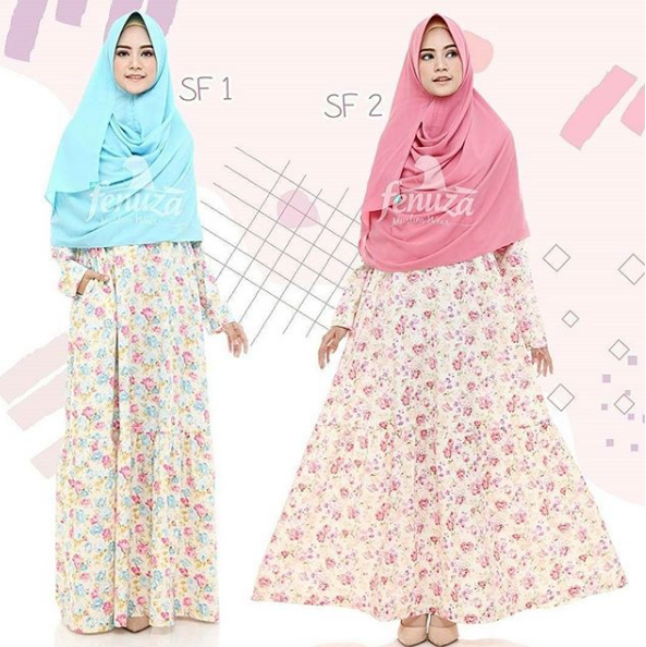 Baju Butik Muslimah