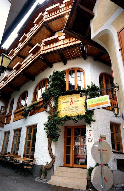 Hallstatt Hotel Seewart Zauner
