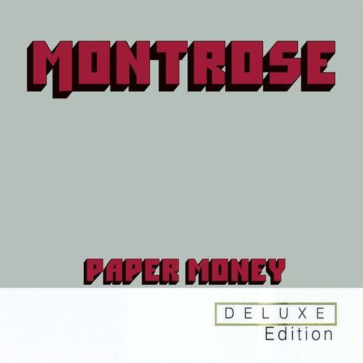MONTROSE - Paper Money [Deluxe Edition] (2017) full