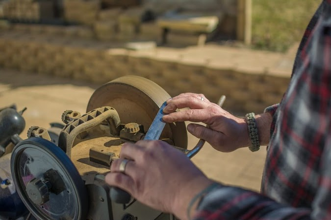 What Is Meant By Tool Grinding?