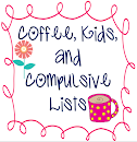 Coffee, Kids and Compulsive Lists