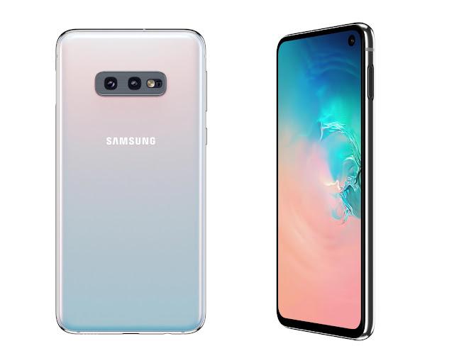 Samsung Galaxy S10e...