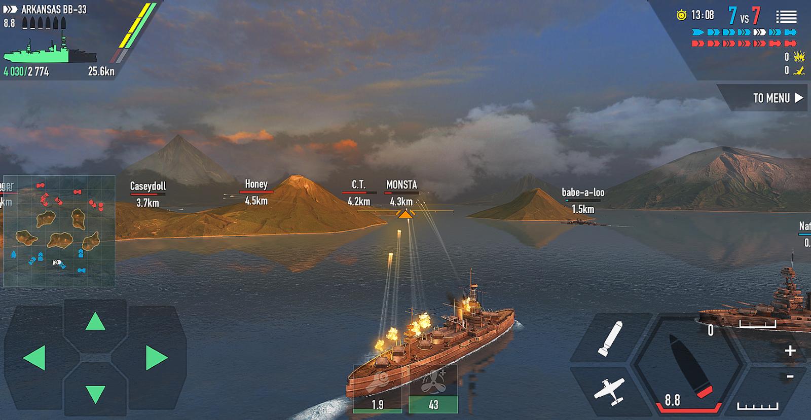 Battle of Warships MOD APK
