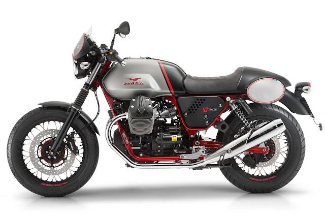MotoGuzzi V7 II Racer