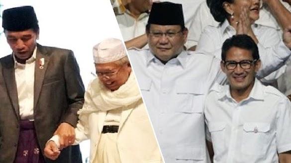 Bikin Polling Jokowi-Ma'ruf vs Prabowo-Sandi, Iwan Fals Terkejut