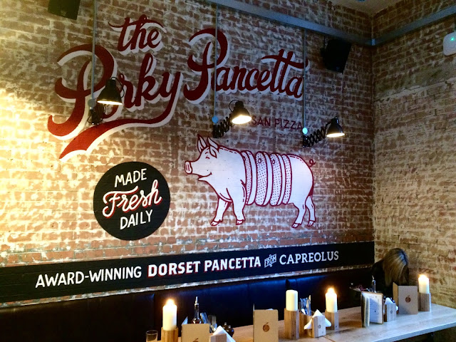 The Stable, Whitechapel - Porky Pancetta