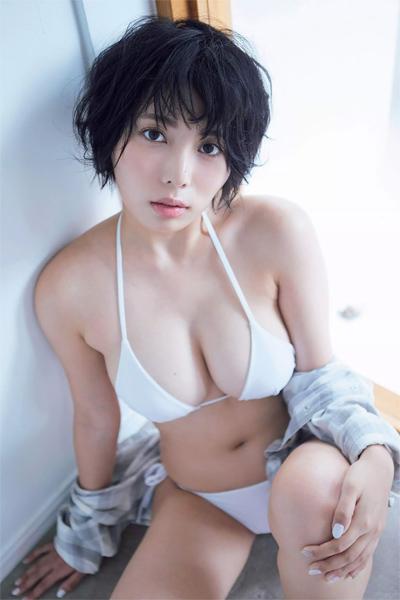 Kaoru Yasui 安位薫, Weekly Playboy 2018 No.51 (週刊プレイボーイ 2018年51号)
