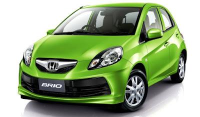 Honda Brio front look hd image