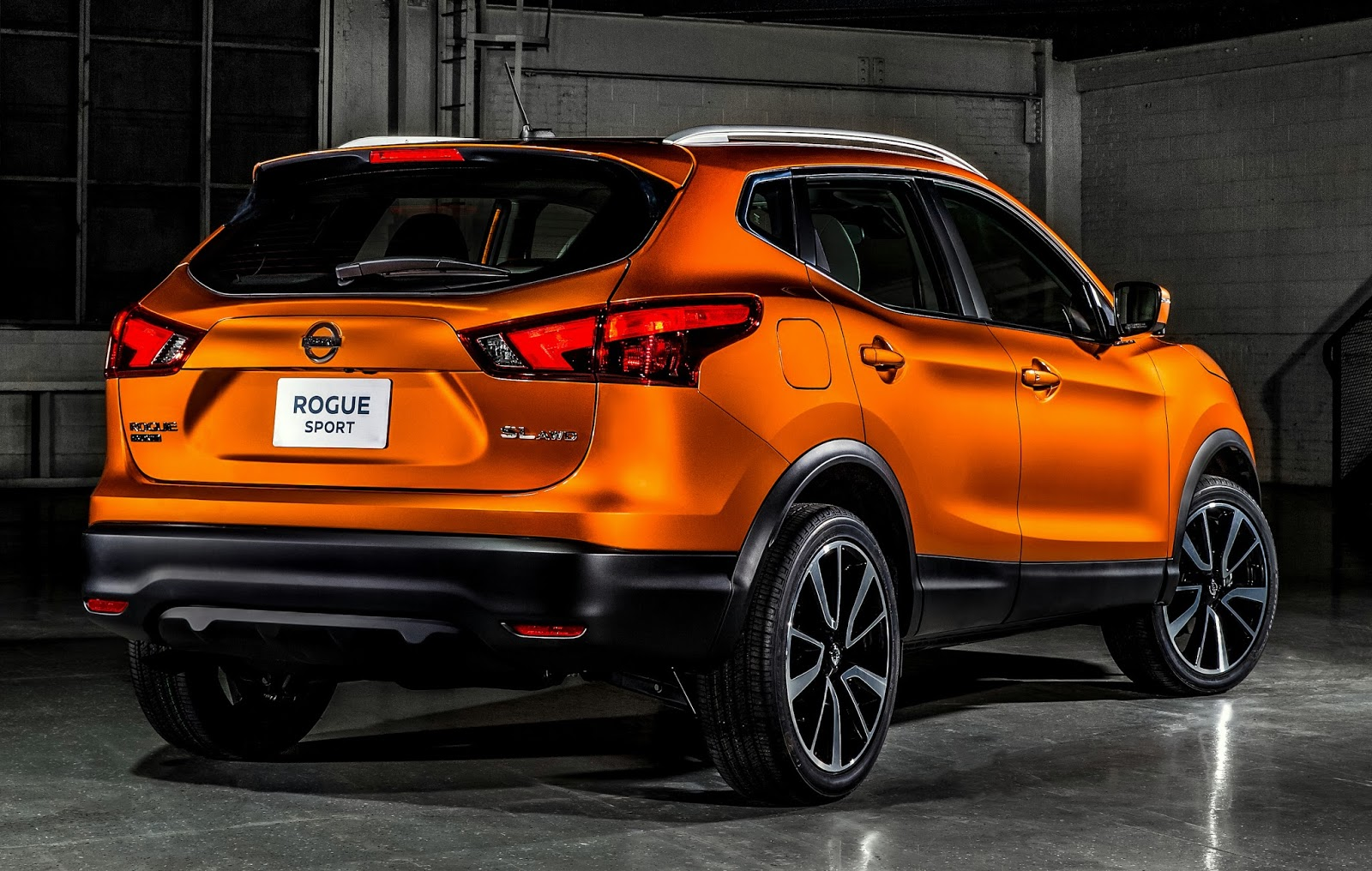 new us nissan rogue sport is a qashqai by any other name w video. Black Bedroom Furniture Sets. Home Design Ideas