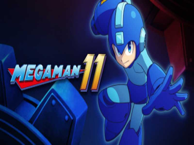 Mega Man 11 Game Free Download For PC Laptop Setup