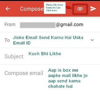 Mobile-se-email-kaise-bheje