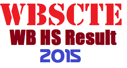 wbresults.nic.in-West  Bengal HS Result 2016
