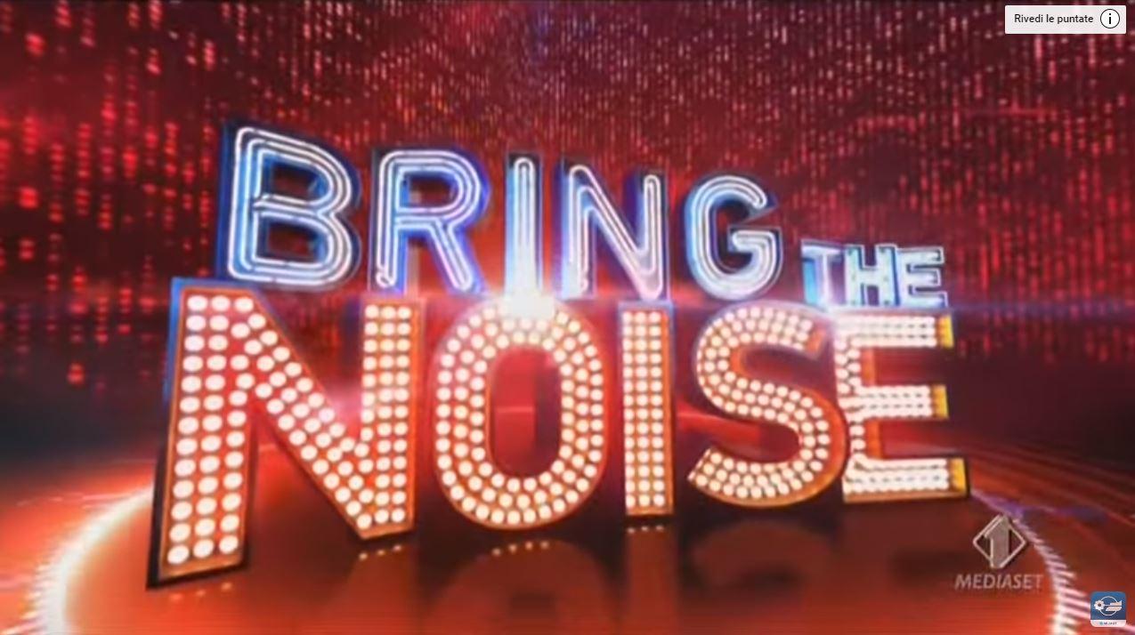 Sigla Bring The Noise sigla