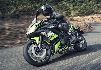 2017 Kawasaki Ninja 650 ABS wallpapers