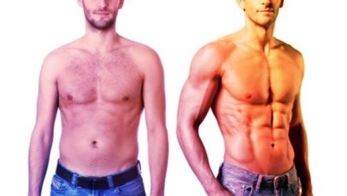 eliminar grasa cintura hombre