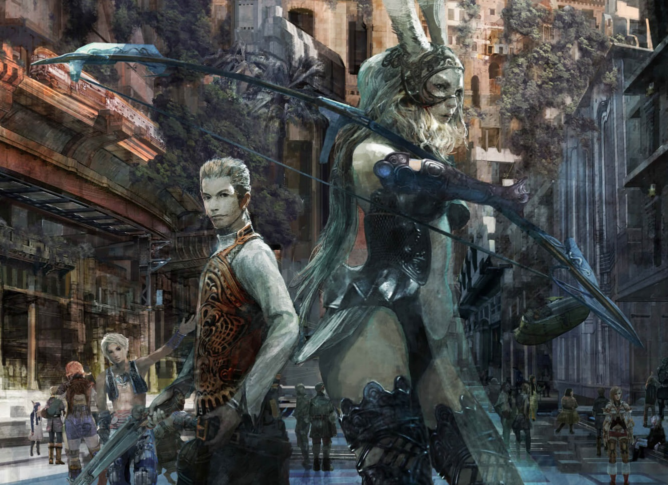 Your guide to Final Fantasy on the Nintendo Switch - Digitally