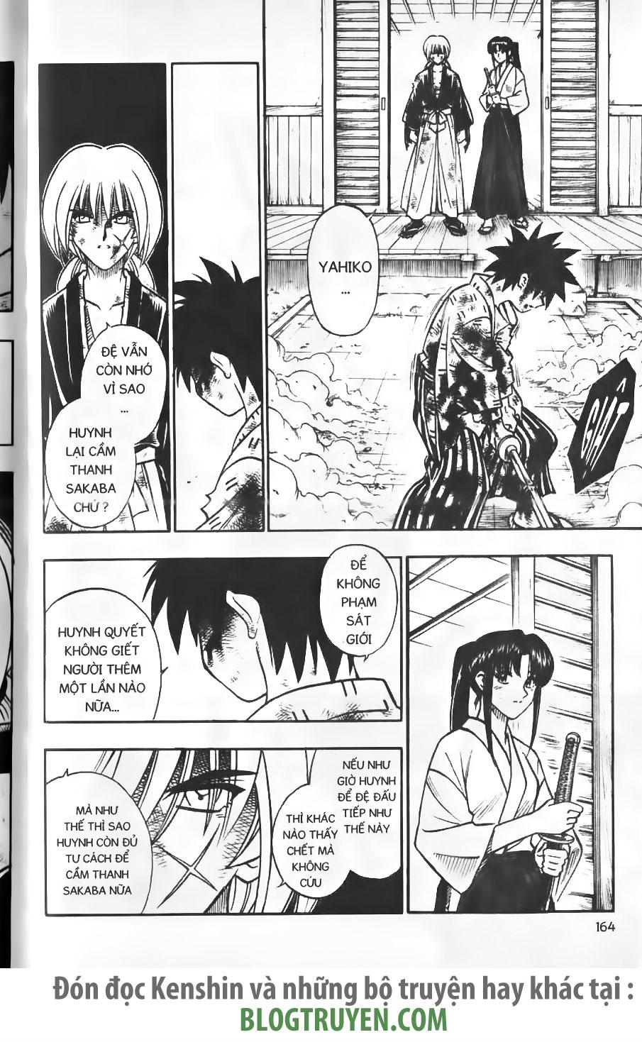 Rurouni Kenshin chap 195 trang 10