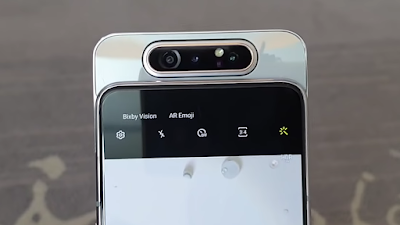 Samsung Galaxy A80 Phone Camera Full Details