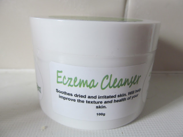 Purely Natural Eczema Cleanser