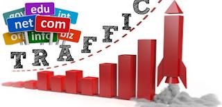 Mengganti Domain Blogspot ke Domain TLD membuat Traffic naik atau turun?