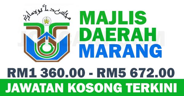 MAJLIS DAERAH MARANG TERENGGANU