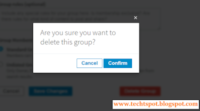 How To Remove Linkedin Group 5