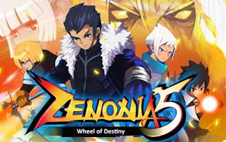 Download Game Android Zenonia 5 v1.2.1 Mod