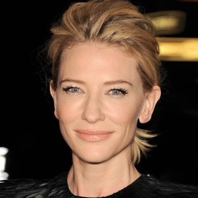 Celebrities Hairstyles Cate Blanchett Hairstyles 2017