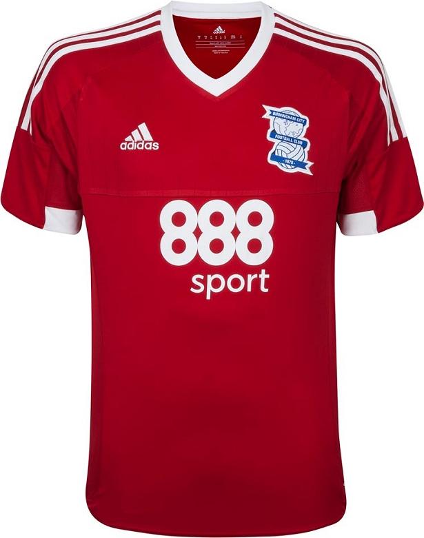 79325b8bf2 Carbrini divulga nova camisa reserva do Birmingham City - Show de ...