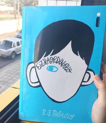 Resenha do Livro: Extraordinário, de R.J Palacio