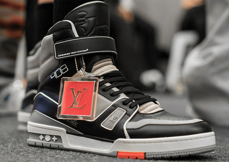 09d694cd4b2 The designer also revealed that he took inspiration from the Air Jordan III  also posting a photo on his instagram with the design of the shoe.