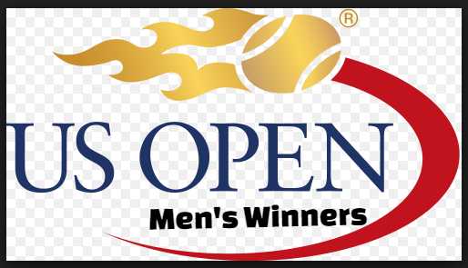 US Open,Tennis tournament, Men's Singles, past Champions-Winners, history, List, by Year.