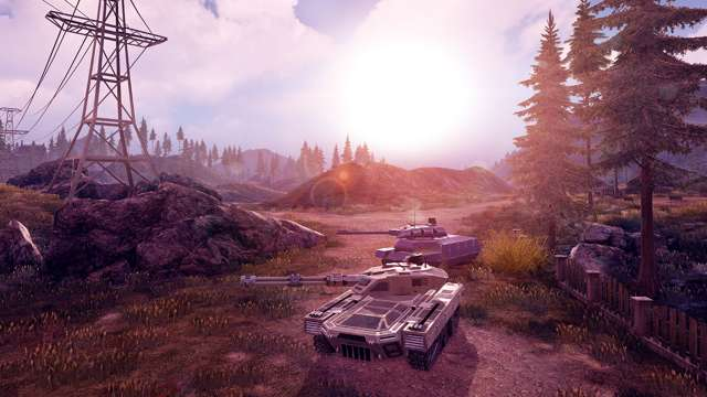 Infinite Tanks PC Full Español