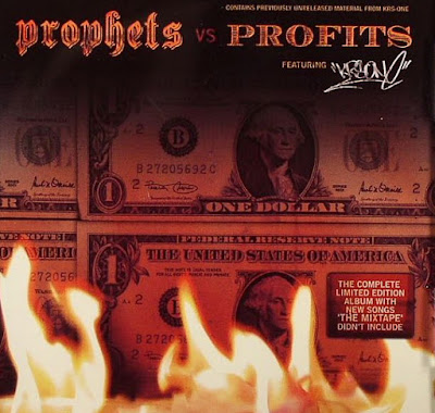 Krs One - Prophets vs Profits