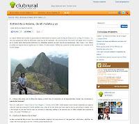 Entrevista de Mimaletayyo en Club Rural