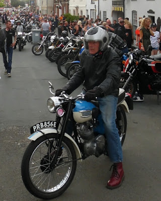Brigg Bike Night 2018  - see pictures on Nigel Fisher's Brigg Blog