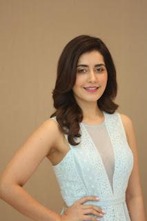 Rashi Khanna Stills At World Famous Lover Trailer Launch
