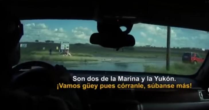 Video; HALCONES VS EJERCITO Y MARINA en Tamaulipas