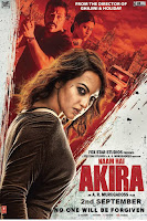 Akira 2016 Full Hindi Movie Download & Watch