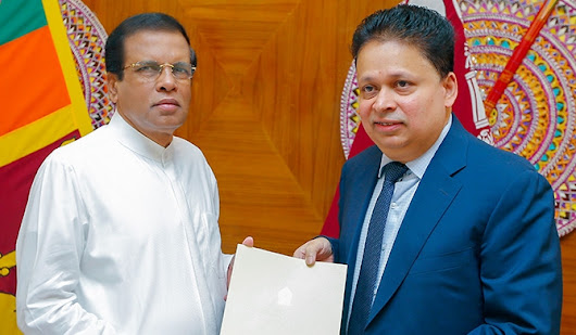 Saman Weerasinghe appointed as Presidential advisor ~ Lanka Hot News English | Daily Mirror